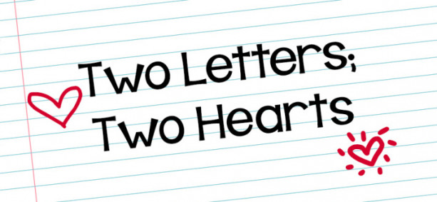 Two Letters; Two Hearts