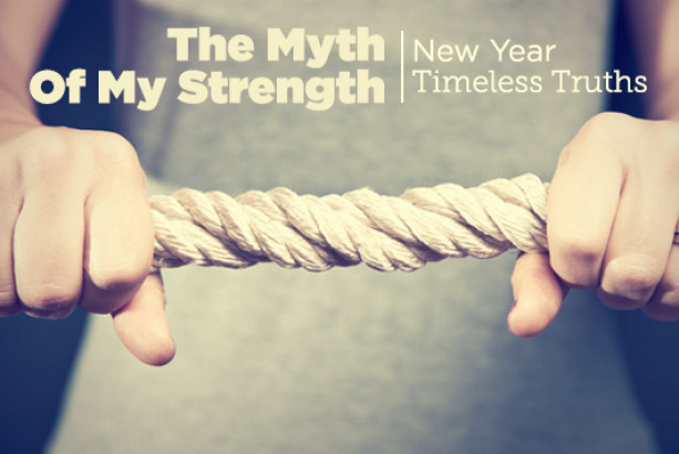 The Myth of My Strength