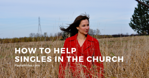 How to Help Singles in the Church