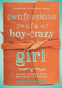 Book Cover: Confessions of a Boy-Crazy Girl
