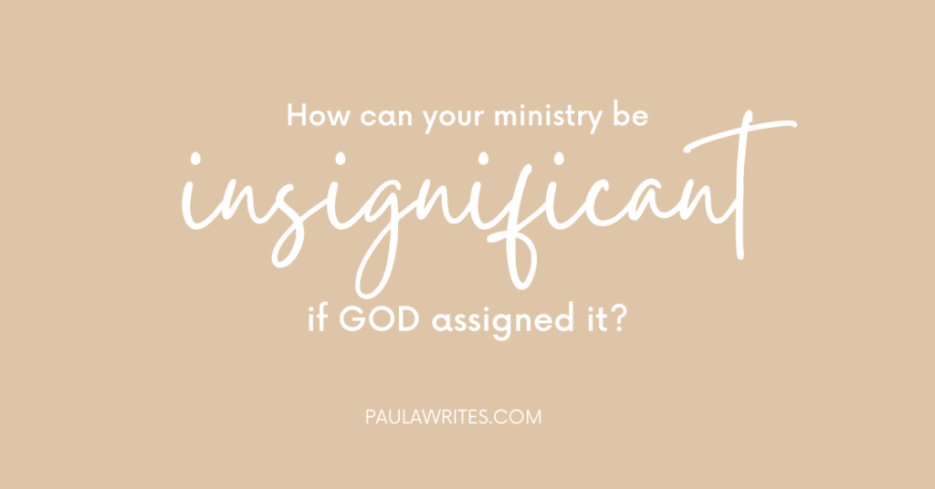 frustrated-in-ministry-feeling-insignificant